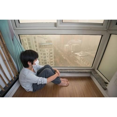 室內環境催淚氣體成份測試
